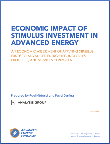 Econ Stim Report VA Cover